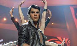 Eurovision 2012: Tooji's first rehearsal!