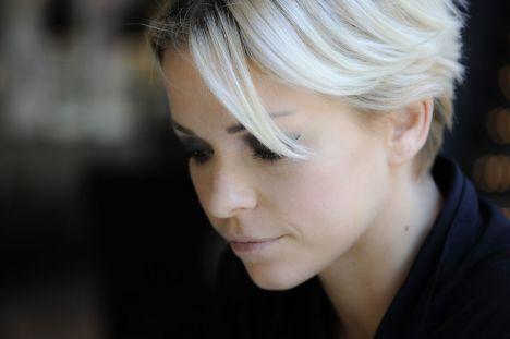 Petra Marklund on Nyhetsmorgon