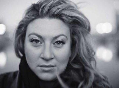 Sarah Dawn Finer on Nyhetsmorgon