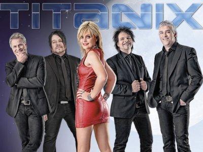 Titanix: 'Precis Som Jag Är'