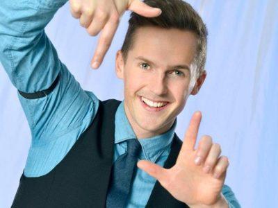 Melodifestivalen 2013: Our chat with David Lindgren!