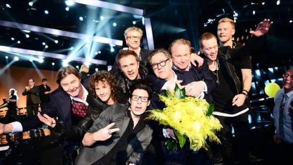 Melodifestivalen 2013: The Heat 3 result!
