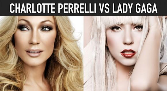 Charlotte Perrelli vs Lady Gaga: 'Poker Hero' (Michael Casado mash-up!)