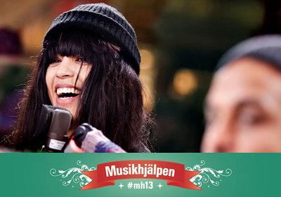 Musikhjälpen 2013: The Performances!