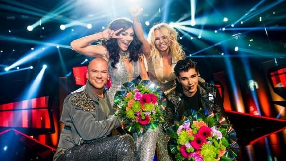 Melodifestivalen 2014: The Heat 4 Result!