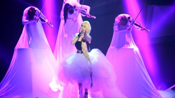 Melodifestivalen 2014: The Heat 2 Result!