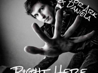 Victor Ark & Daniela: 'Right Here'