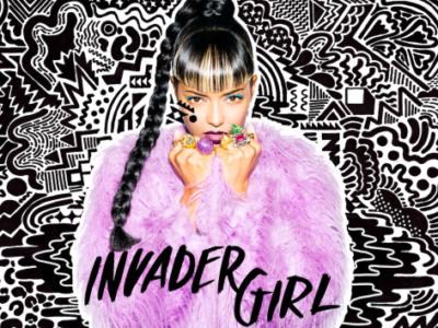 Invader Girl: 'Starting Fires'