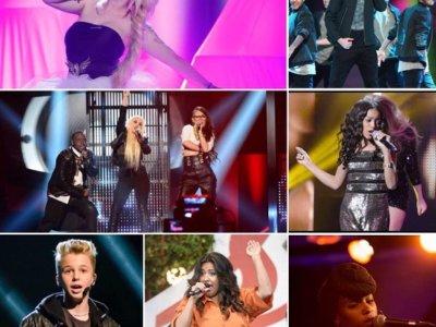 X Factor Sweden: One Series – Seven Breakout Popstars