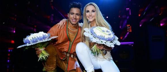Melodifestivalen 2015: The Heat 3 Result!