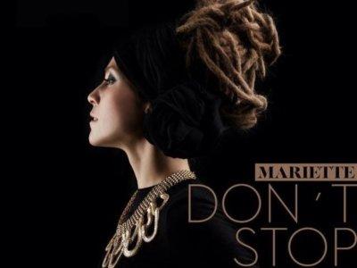 VIDEO: Mariette – 'Don't Stop Believing'