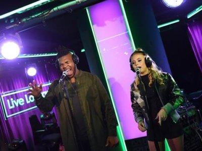 VIDEO: MNEK & Zara Larsson – BBC Radio 1 Live Lounge