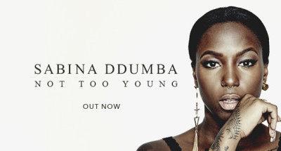 SONG: Sabina Ddumba – 'Not Too Young'
