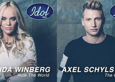 Swedish Idol 2015: Original song week!