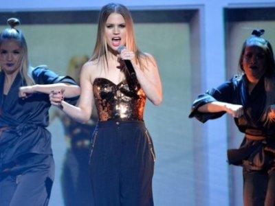 Melodifestivalen 2016: The Heat 1 Result!
