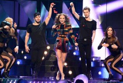 SONG: Charlotte Perrelli – 'Här Står Jag'