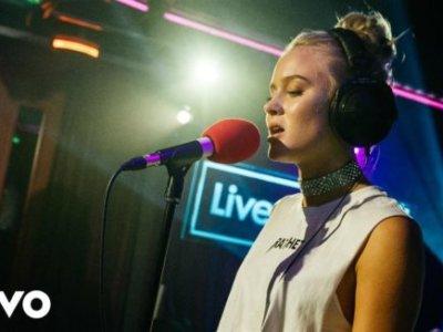 VIDEO: Zara Larsson – 'Ain't My Fault' & 'Too Good' (BBC Radio 1 Live Lounge)