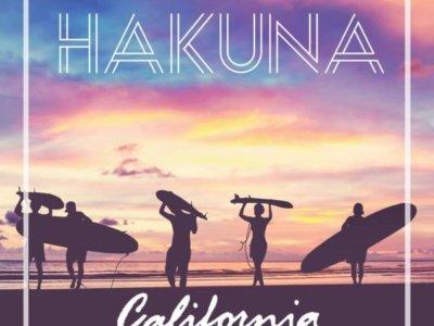 INTRODUCING: Hakuna – 'California'