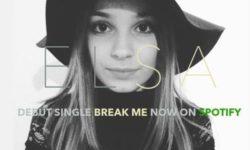 INTRODUCING: Elsa – 'Break Me'