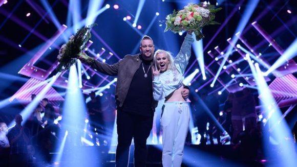Melodifestivalen 2017: The Heat 1 Result!