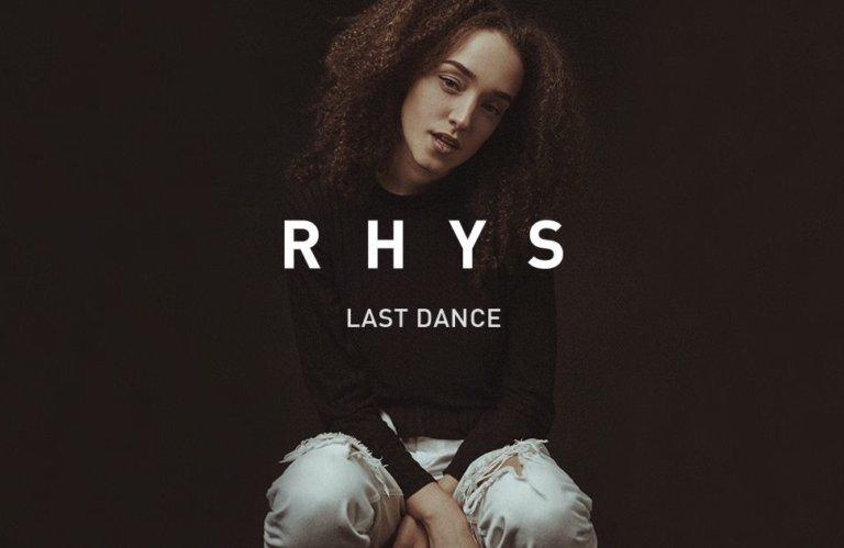 VIDEO: Rhys – 'Last Dance' (live)