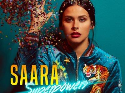 VIDEO: Saara – 'Superpowers'