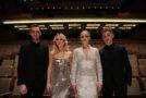 VIDEO: Clean Bandit feat. Zara Larsson – 'Symphony' (live)