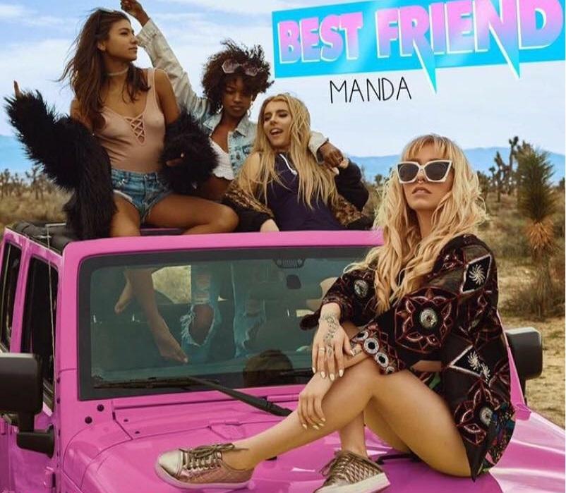 SONG: Manda – 'Best Friend'