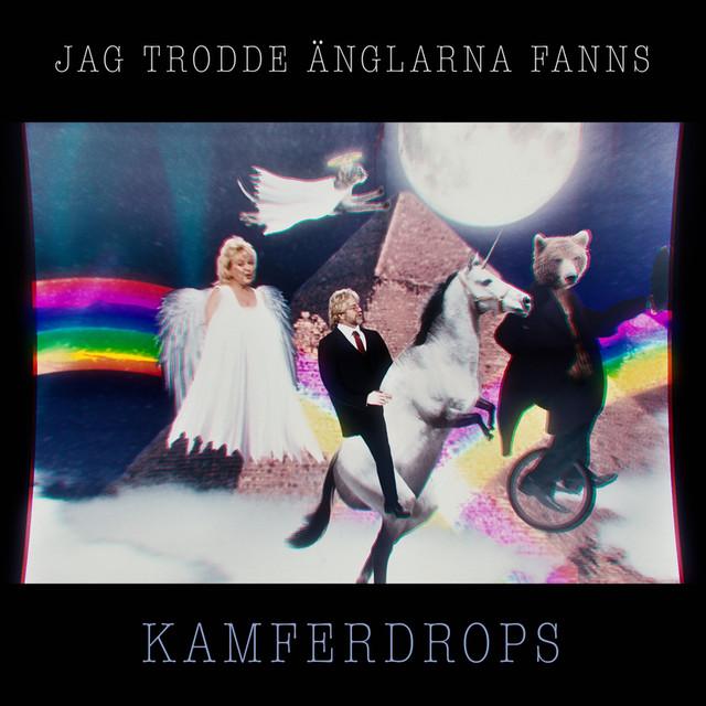 VIDEO: Kamferdrops – 'Jag Trodde Änglarna Fanns' (live)