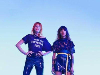 VIDEO: Icona Pop – 'Girls Girls' (live)