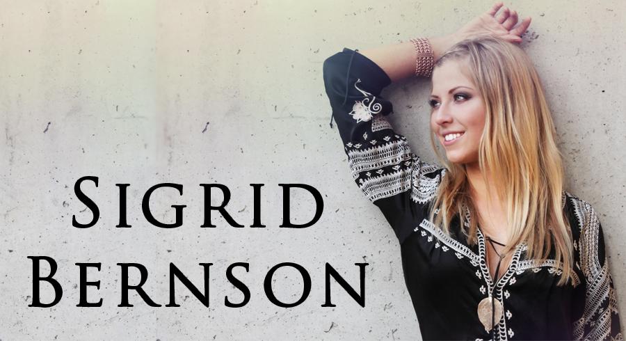 SONG: Sigrid Bernson – 'Atmosphere'