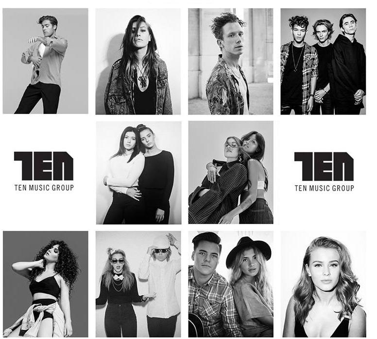 Ten from Ten years of TEN