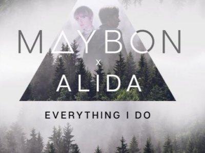 SONG: Maybon X Alida – 'Everything I Do'
