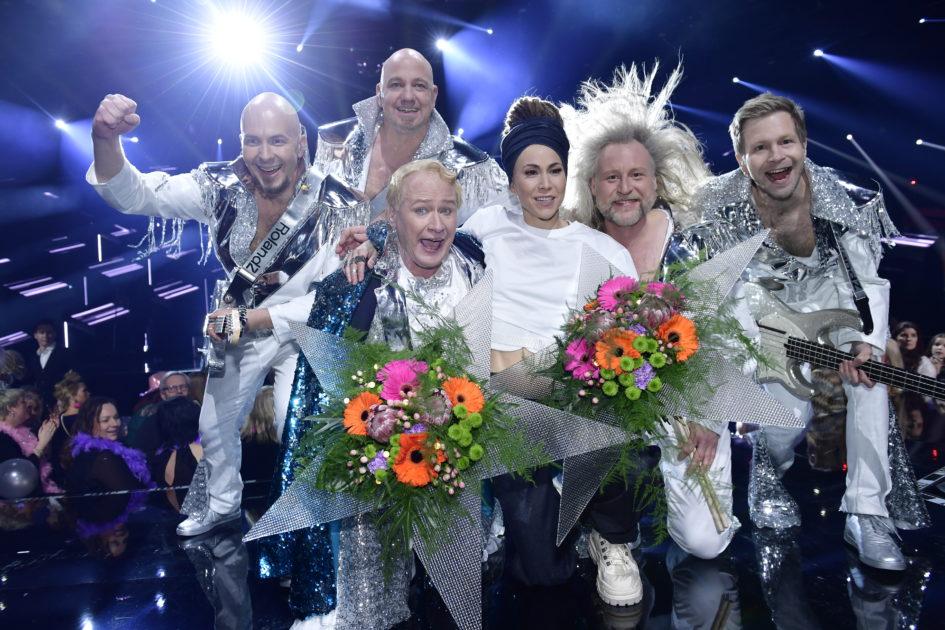 Melodifestivalen 2018: The Heat 4 Result!