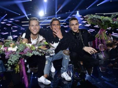 Melodifestivalen 2018: The Heat 2 Result!
