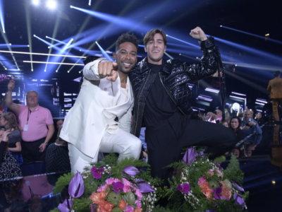 Melodifestivalen 2018: The Heat 1 Result!