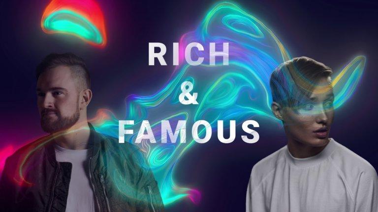 SONG: SJUR & Isac Elliot – 'Rich & Famous'