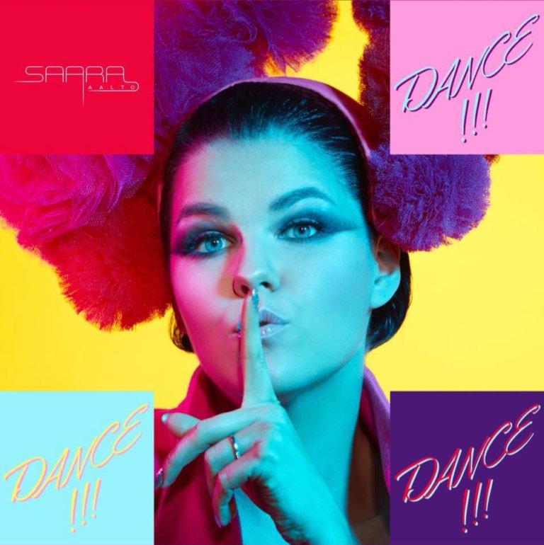 SONG: Saara Aalto – 'DANCE!!!'