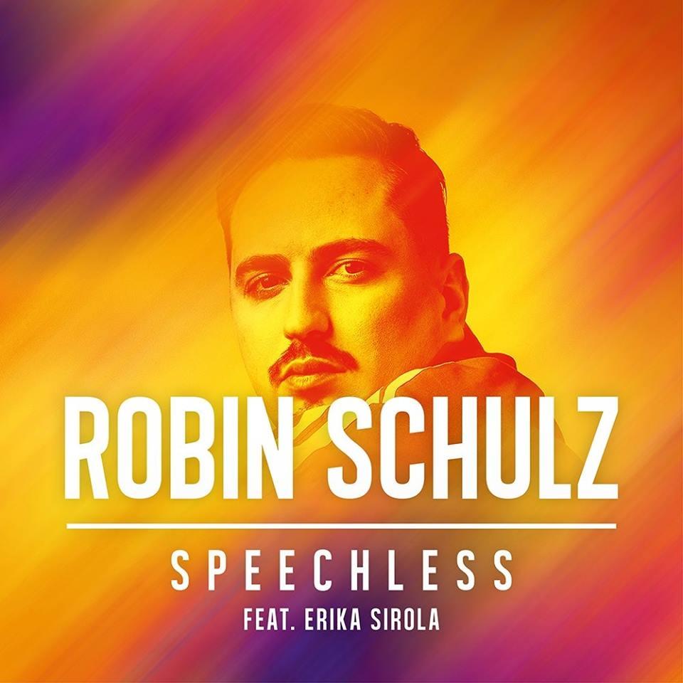 SONG: Robin Schulz feat. Erika Sirola – 'Speechless'