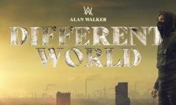 SONG: Alan Walker feat. Sofia Carson, K-391 & CORSAK – 'Different World'