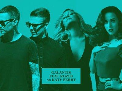 SONG: Galantis feat. Rozes vs Katy Perry – 'Girls Will Roar' (Michael Casado mash-up)