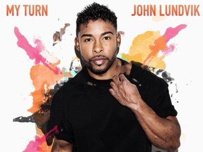 ALBUM: John Lundvik – 'My Turn' (EP)