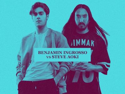 SONG: Benjamin Ingrosso vs Steve Aoki – 'All Night Long' (Michael Casado VIP mash-up)