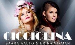 VIDEO: Erika Vikman & Saara Aalto – 'Cicciolina' (live!)